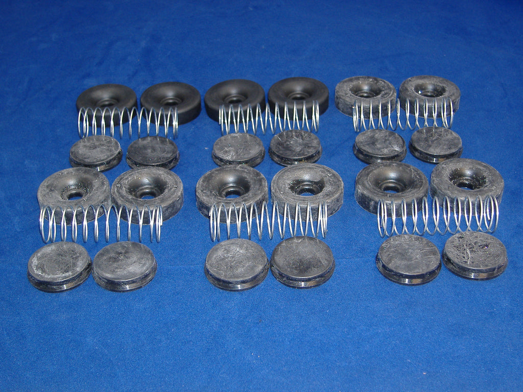 SIX M35A2 ARMY TRUCK WHEEL CYLINDER REBUILD KITS