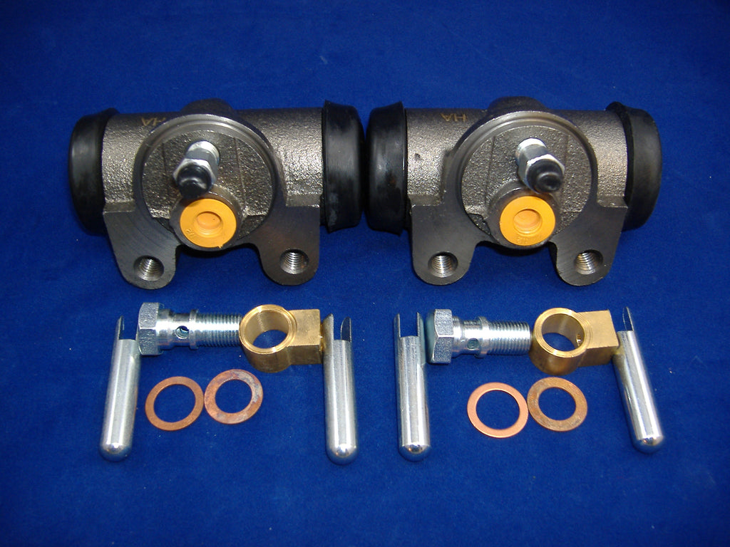 M35A2 WHEEL CYLINDER SET OF TWO # 7348976 NSN 2530002744511