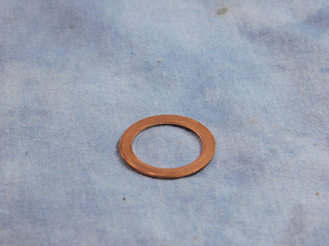 COPPER WASHER FOR WHEEL CYLINDER M35A2 - M54 - M809 - 5160323 / 7770223 / 10896710