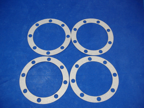 AXLE FLANGE HUB GASKET, SET OF FOUR, FOR 2.5 TON M35A2 – M35A3 7521787