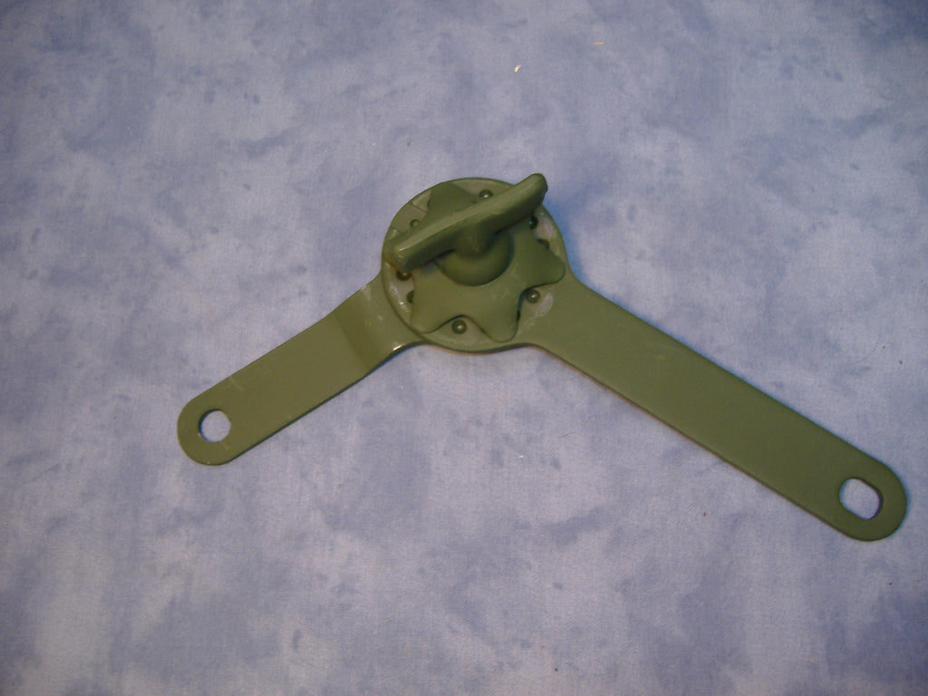 MILITARY WINDSHIELD SUPPORT ARM, M35A2, M35A3, M151, M54, M715, M543, M939, M813, M816, M818, # 7373327 NSN 2510011528812