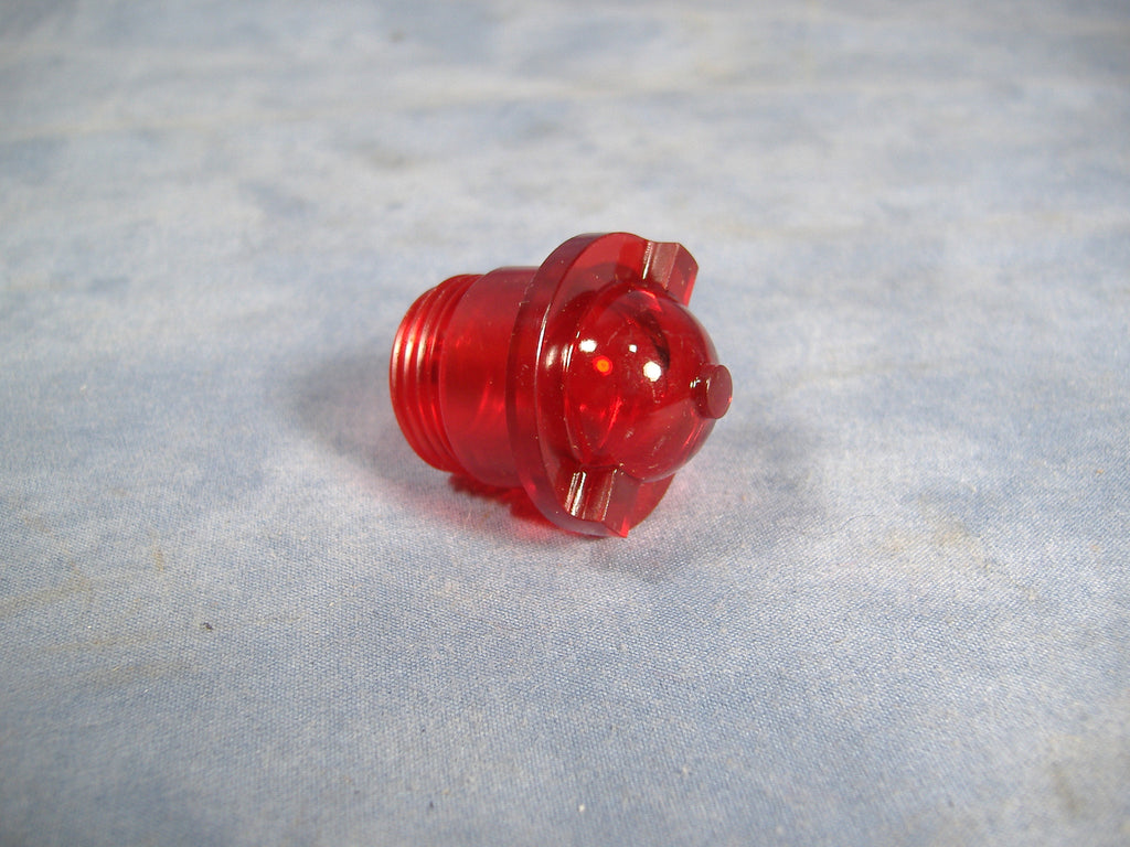 CLEAR RED INDICATOR LIGHT LENS M939 M923 - 7358672