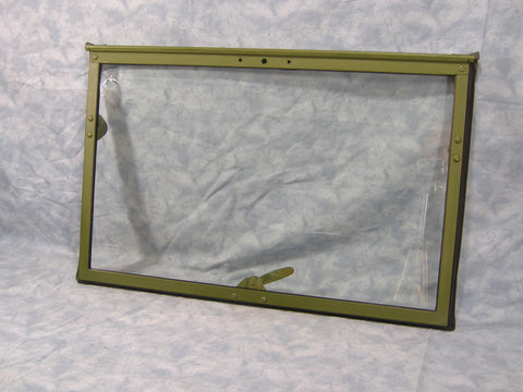 WINDSHIELD FRAME AND GLASS ASSEMBLY - 7005417 - M37, M35A2, M35A3 M54A2, M809