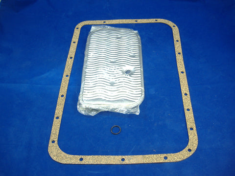 M35A3 TRANSMISSION PAN FILTER AND GASKET - 29506392