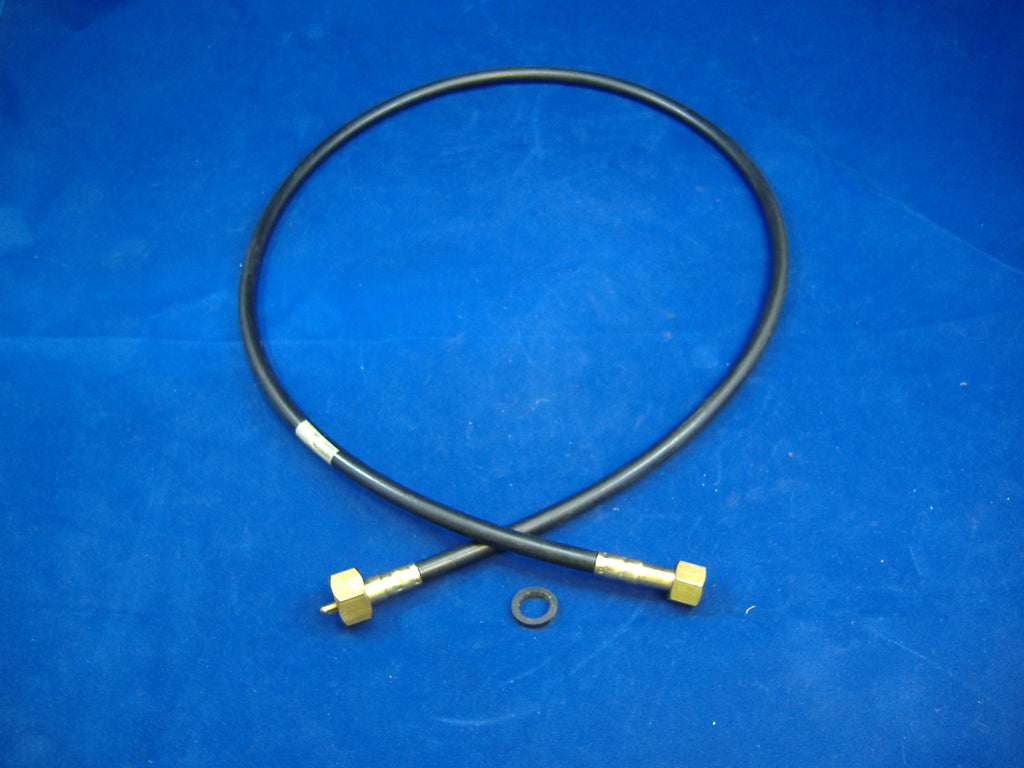 M923 TACHOMETER CABLE, M939 TACHOMETER CABLE, M932 TACHOMETER CABLE, M931 TACHOMETER CABLE, M925 TACHOMETER CABLE, M939 TACH CABLE, # 7952641, NSN 6680007952641.