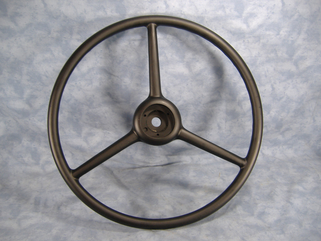 7521474 M35A2 STEERING WHEEL, M44 STEERING WHEEL, M109A3 STEERING WHEEL, M275 STEERING WHEEL, M49A2 STEERING WHEEL, M35A1 STEERING WHEEL, BIG MIKES MOTOR POOL, BIG MIKES SURPLUS, ERIKS MILITARY SURPLUS, MILITARY STEERING WHEEL, CCEQUIPMENT, STEEL SOLDIERS, , MEMPHIS EQUIPMENT, MILITARY TRUCK PARTS, MILITARY STEERING WHEEL,