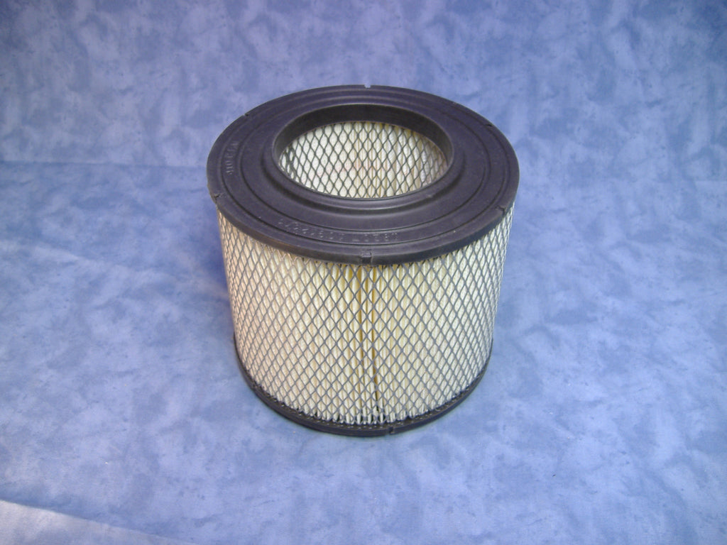 M35A2 AIR FILTER, M109A3 AIR FILTER, MULTI FUEL AIR FILTER, # 10912373 NSN 2940008047898, 250DX8B, 250D1, MILITARY TRUCK AIR FILTER