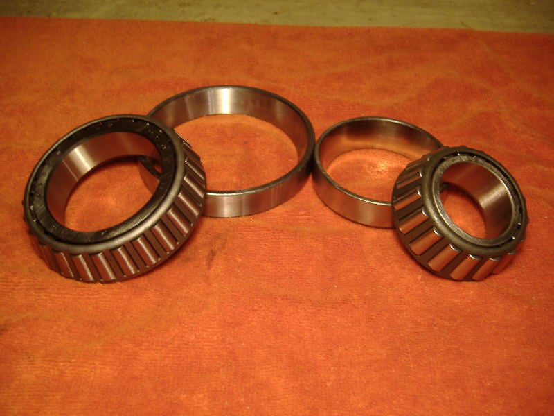 ROCKWELL 2.5 TON PINION BEARING SET FOR M35A2 M35A3 # 712157 & 714009