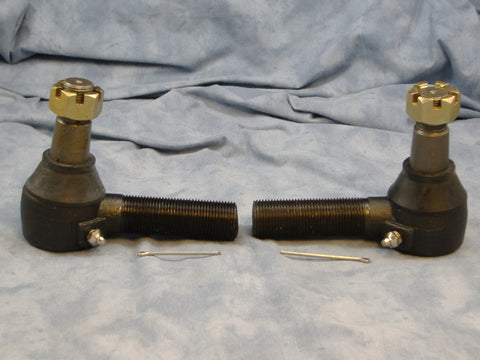 LEFT AND RIGHT TIE ROD END SET FOR M35A2, M35A3 7521601 & 7521602
