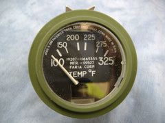 MILITARY TEMPERATURE GAUGE, 100-325F, 11669355, M939 M923 M35A3 M109A3