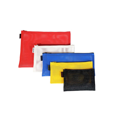 Nylon Zipper Cases - Medium Sizes