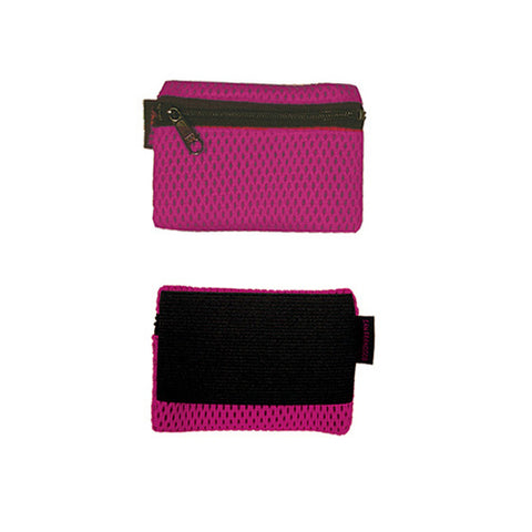 Wrist Pouch & Arm Gusset with Black Zipper