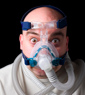 Task 3.1.8 - Continuous Positive Airway Pressure (CPAP)