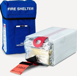 Task 1.7.7  - Deployment of Fire Shelter Inside Vehicle