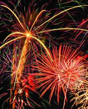 Fireworks Seizure Procedure