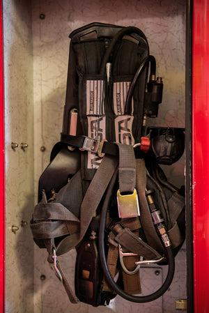 Task 1.2.2 – Donning SCBA Compartment or Box