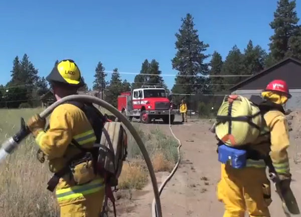 Task 1.7.2 - Deploying Wildland Progressive Hose Lay - 2  Person
