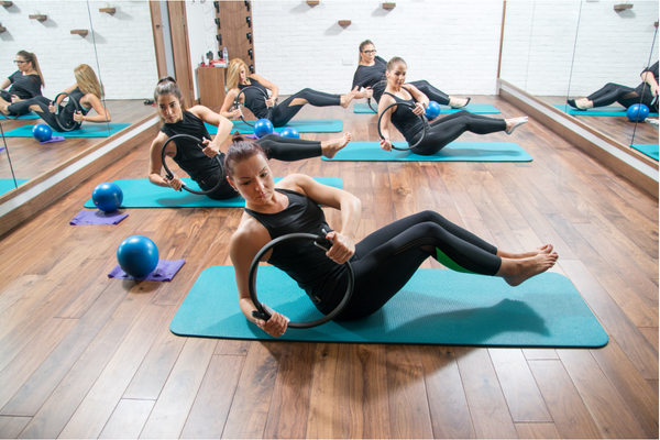 The Top 6 Benefits of Pilates