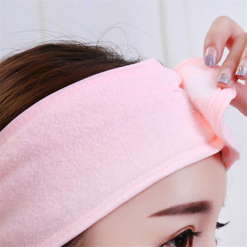 Adjustable Towel Headband