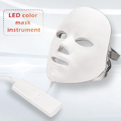 7 Colour LED Light Therapy Mask