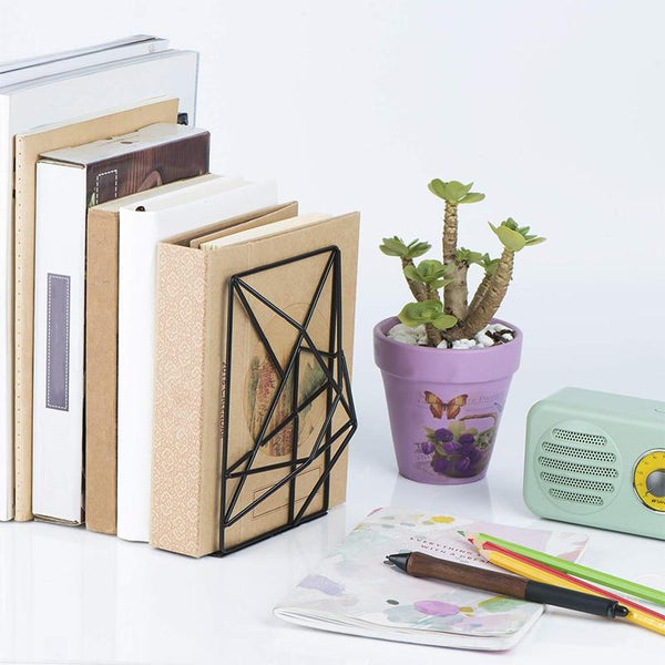 Geometric Book Holder