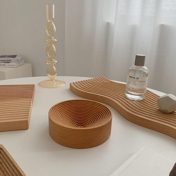 Nordic Wooden Tray