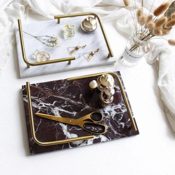 Nordic Marble Tray