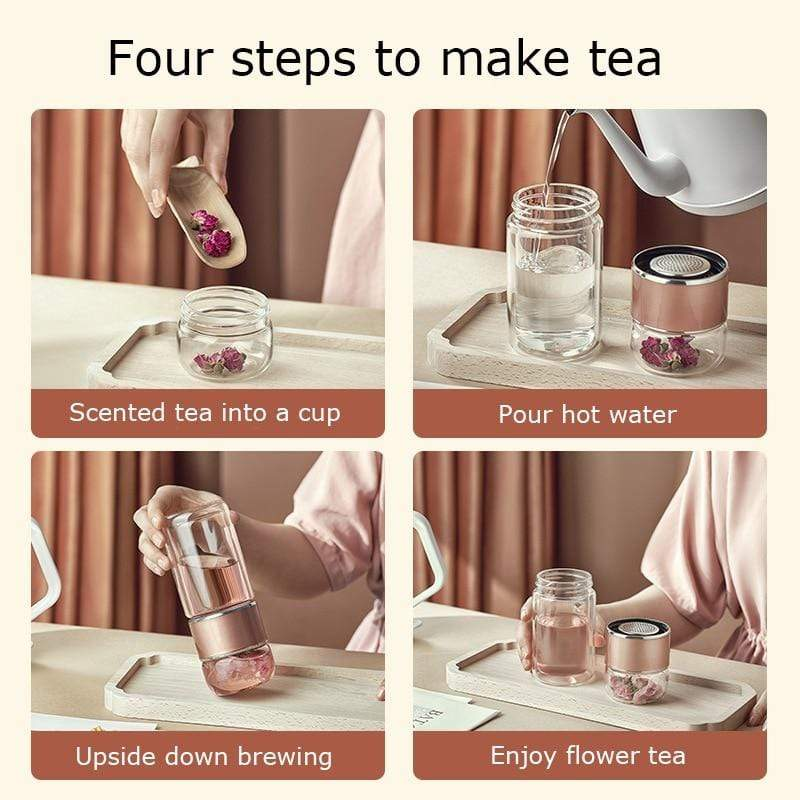 Glass Tea Infuser