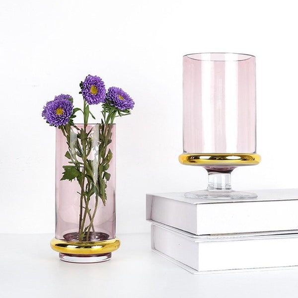 Elevate Glass Vase