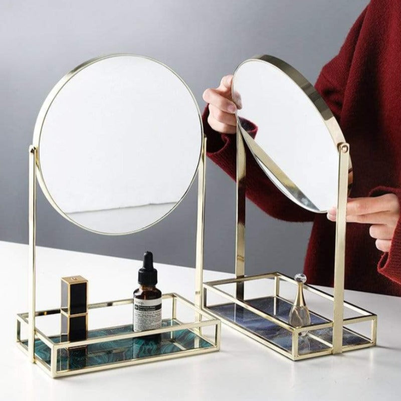 Desktop Dressing Mirror