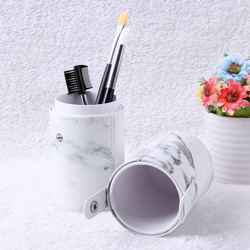 Travel Makeup Brush Case