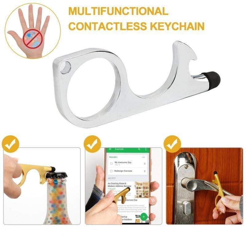 Multi-Purpose Touch Tool