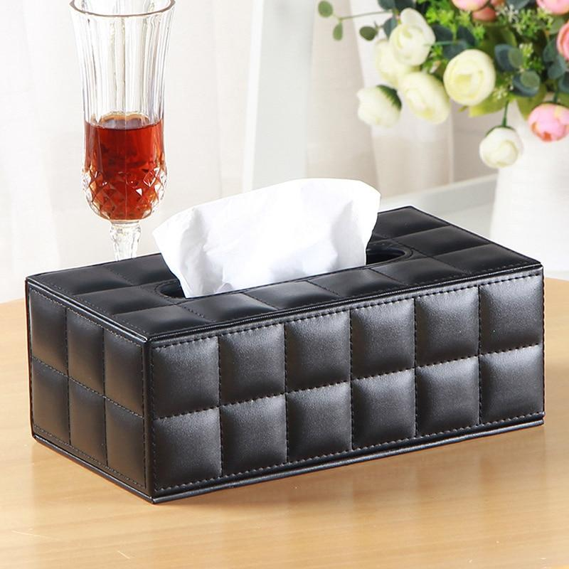 Pleated Tissue Box