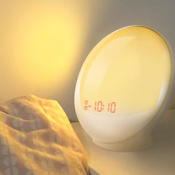 Elliptical Sunrise Alarm Clock