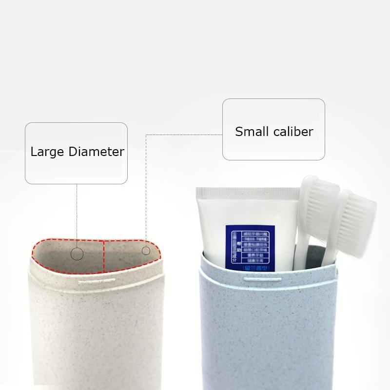Travel Toothbrush Holder