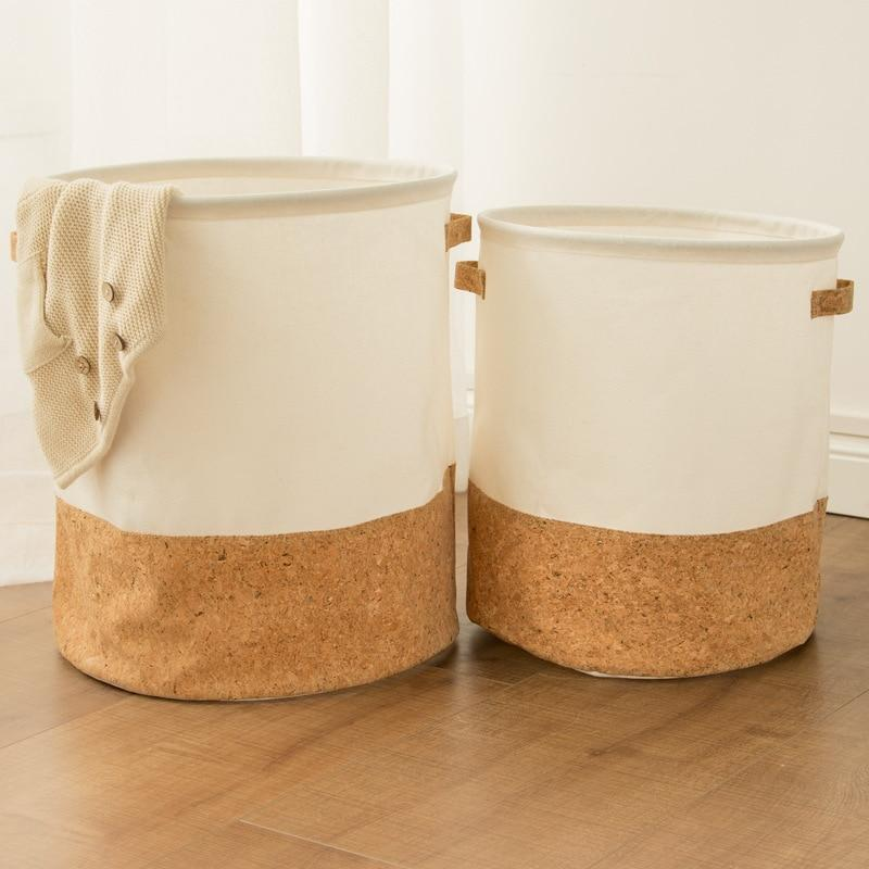 Linen Laundry Basket