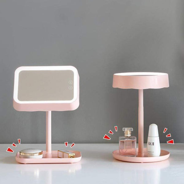Lamp Makeup Mirror