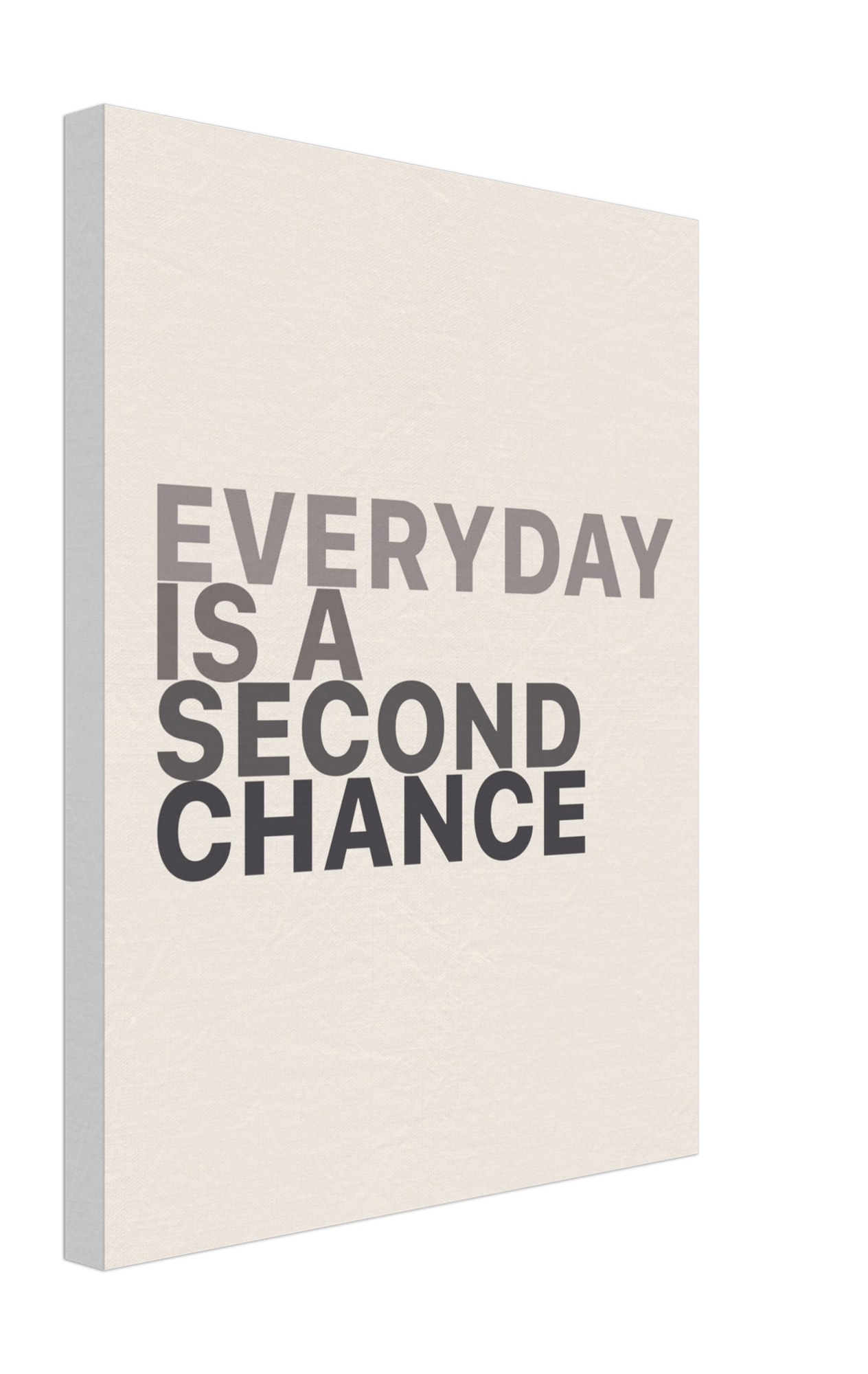 Second Chance Canvas