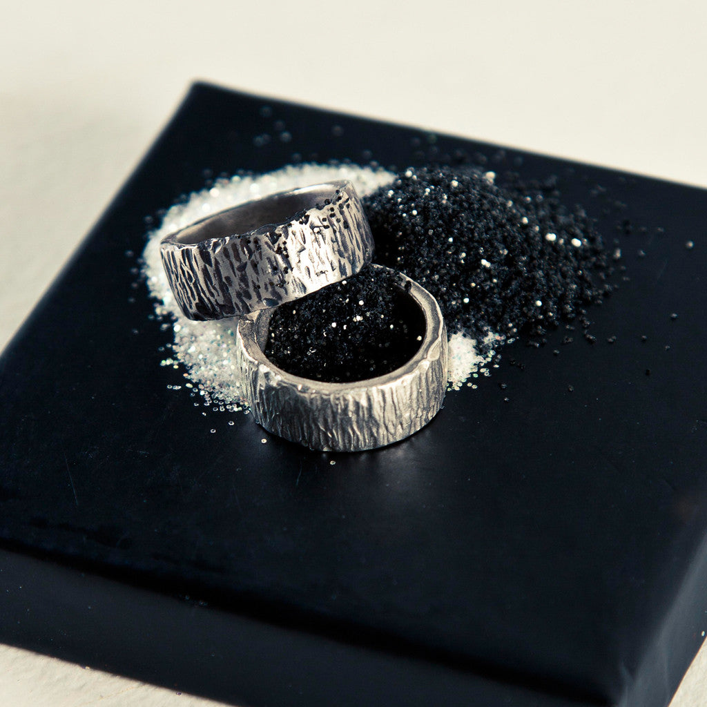 Forged Ring - Black