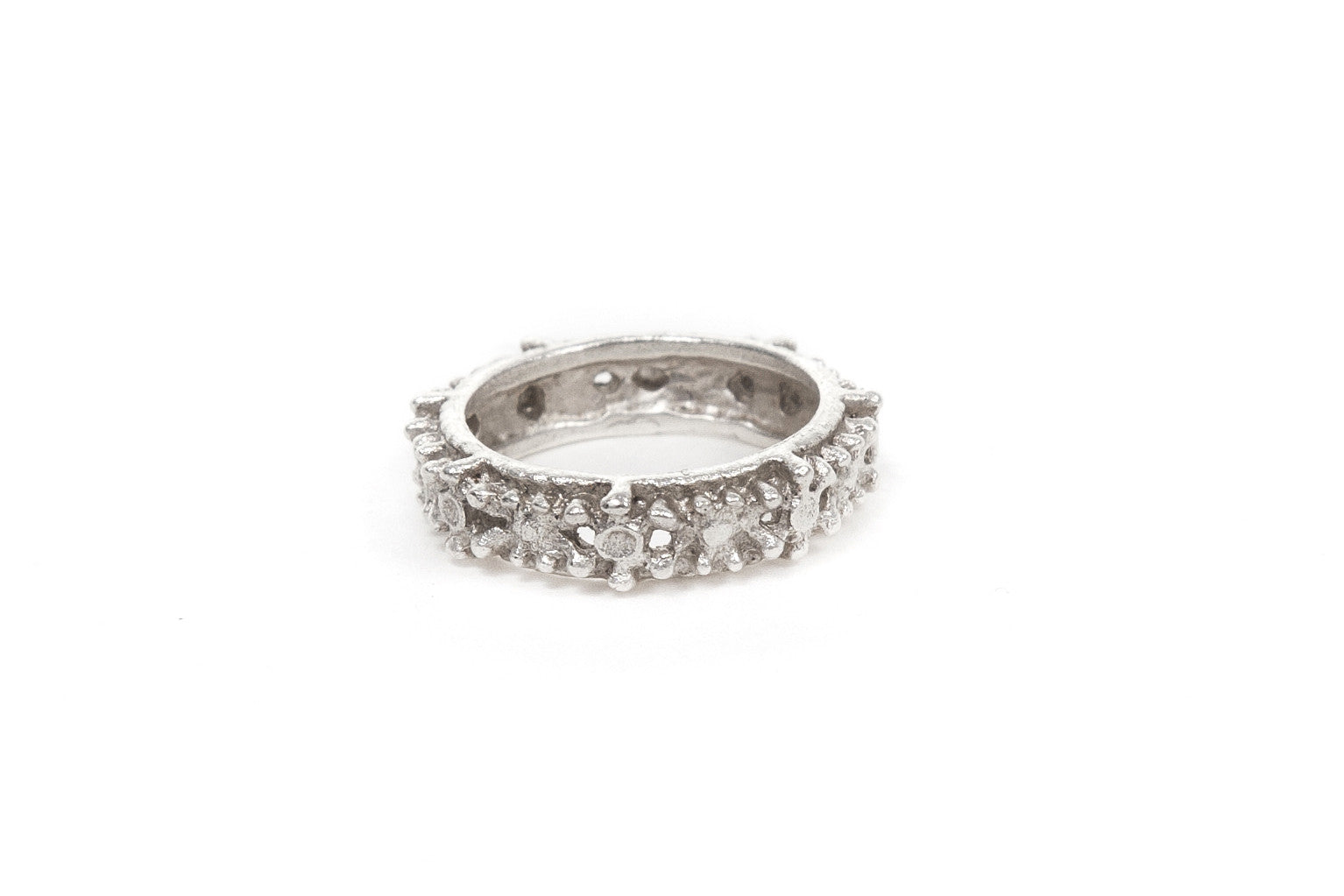 Garland Ring - Silver