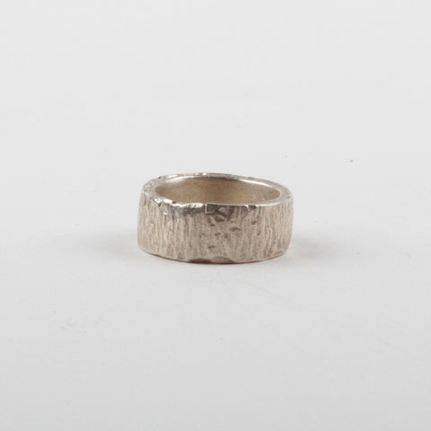 Forged Ring - Silver