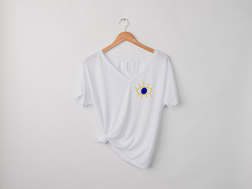 PROTECTED AF TEE  (EYE DESIGN ONLY)