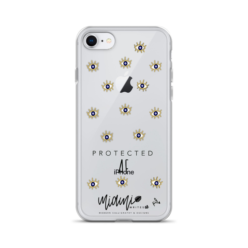 Protected AF iPhone case