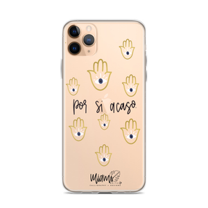 POR SI ACASO  iPhone Case