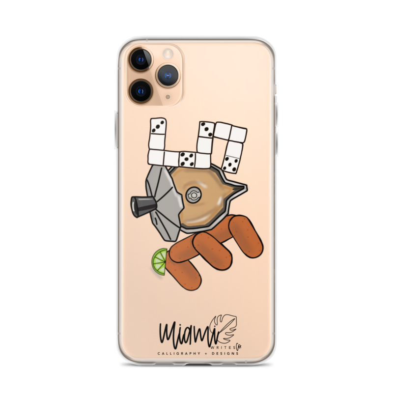 305 IPHONE CASE