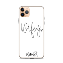 Load image into Gallery viewer, WIFEY IPHONE CASE
