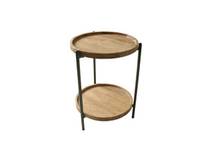 Dalby Tray Top Side Table