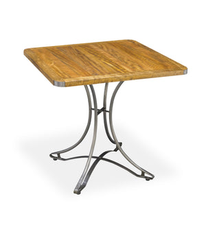 Urban Industrial Bistro Dining Table