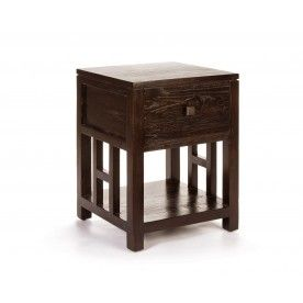 Harmoni Side Table with Drawer