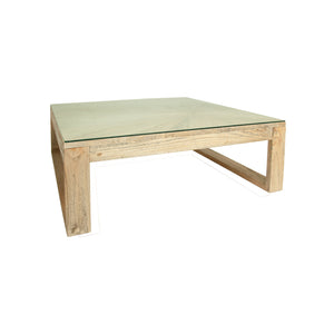 Radiant Square Coffee Table